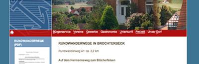 Informationen zum Ort Brochterbeck