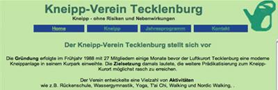 Kneipp-Verein Tecklenburg
