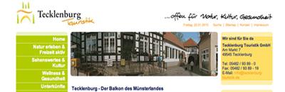 Tecklenburg Touristik
