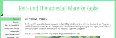 Reit- und Therapiestall Mareike Zapke